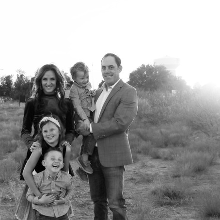 The Burleson Family