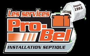 Logo Services Pro-Bel