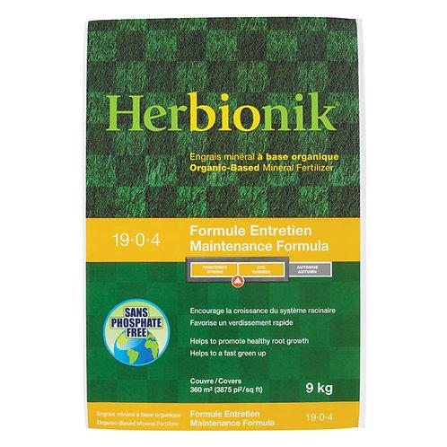 Engrais Herbionik formule entretien (19.8 lbs)