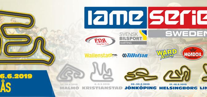 Deltävling 3 Borås på gång...