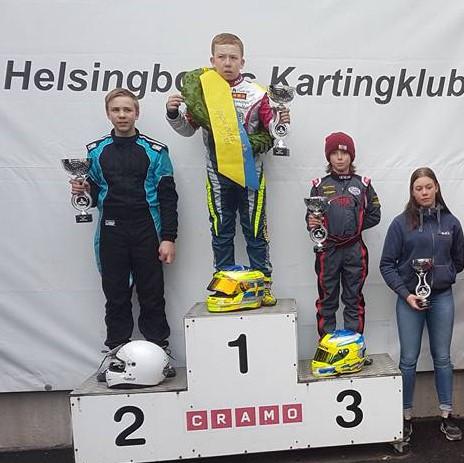 Vinnarna i Helsingborg
