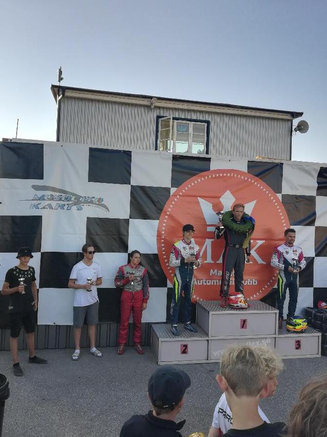 Fantastiska tävlingar i Malmö