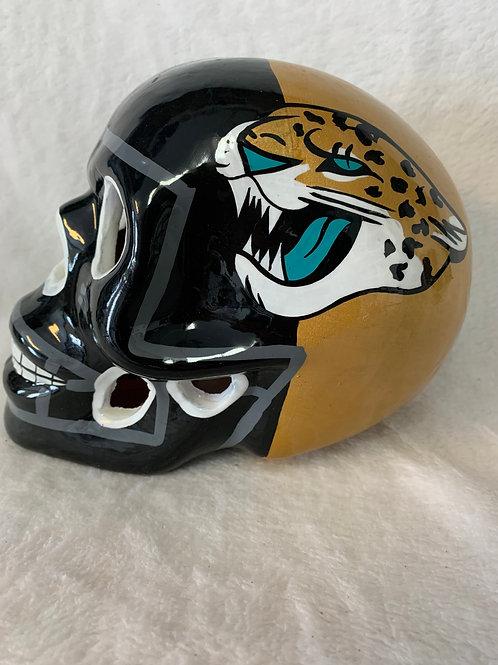 Jacksonville Jaguars Skull
