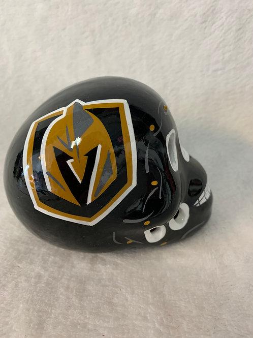 Las Vegas Knights Skull