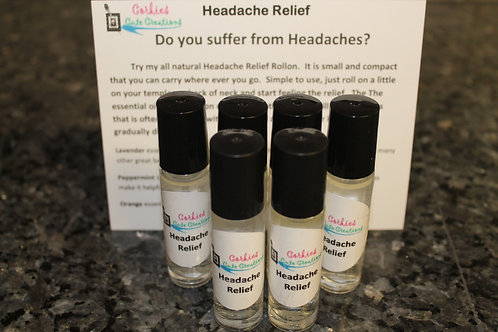 Headache Relief Roll On