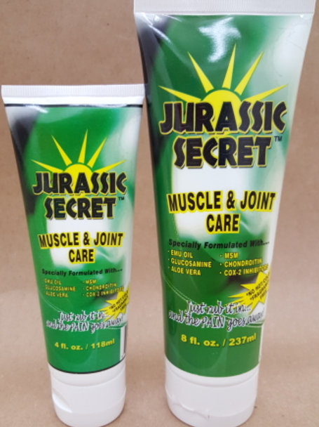 Muscle & Joint Care 4 oz