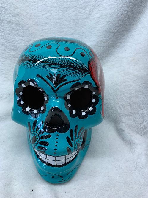 Catrina Day of the Dead Sugar Skull