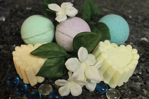 Fizzie Bath Bomb - 4 pack