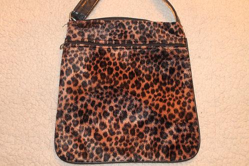 Cross Body Bag Leopard print