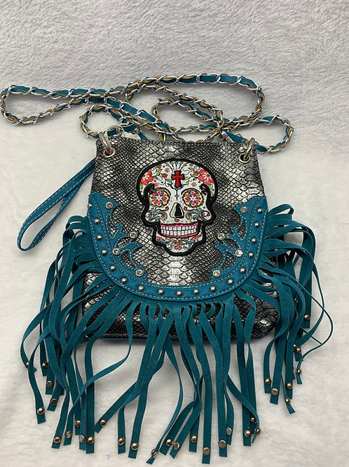 Mini Messenger Skull