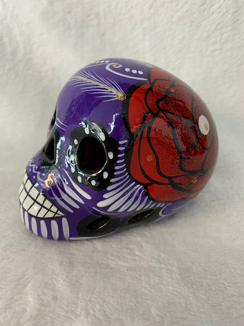 Catrina Day of the Dead Sugar Skull