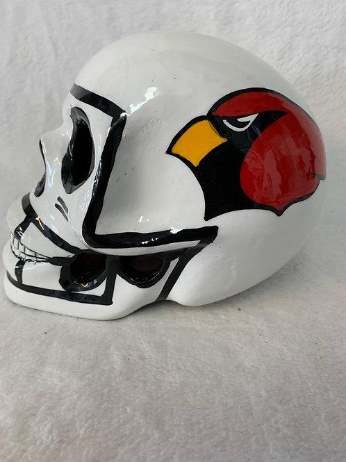 Arizona Cardinals Skull