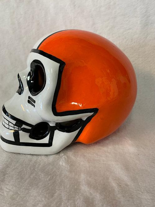 Cleveland Browns Skull