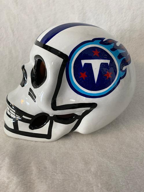 Tennessee Titans Skull