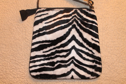 Cross Body Bag Zebra print