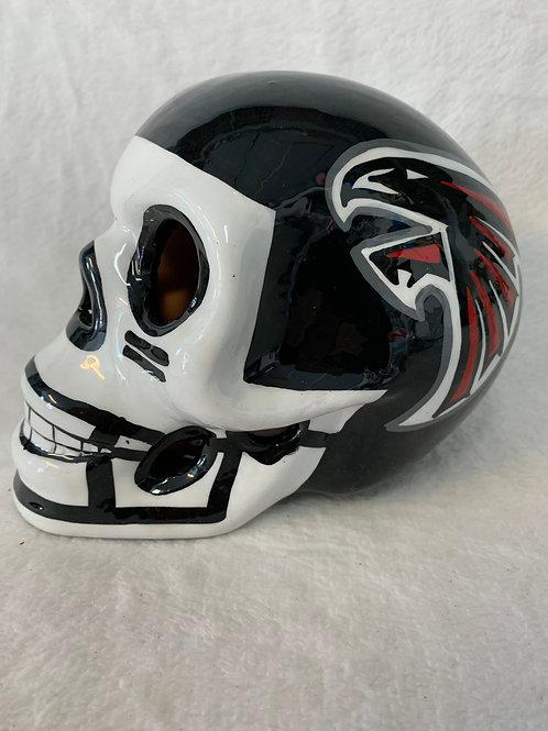 Atlanta Falcons Skull