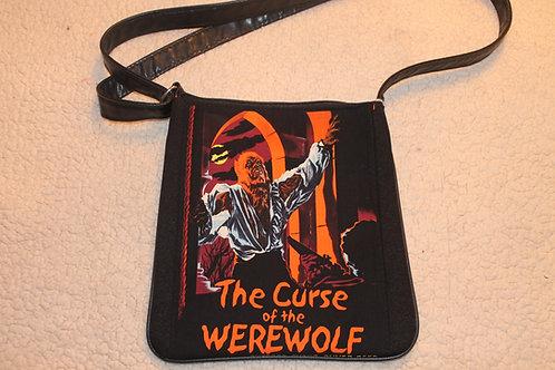 Cross Body Bag The Curse of he Werewolf