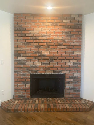 Lorna's completed fireplace wall.jpg