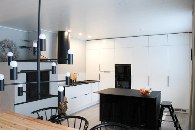 Uusi keittiö (omakotitalon pintaremontti osa 1)