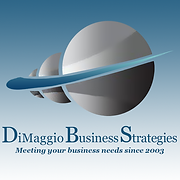 Logo (Strategies 2003) - Gradient Backgr