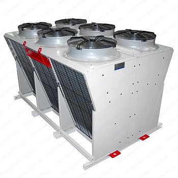 Воздушные выносные конденсаторы