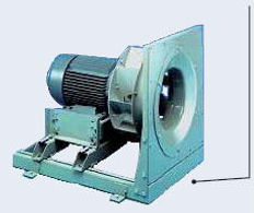 Вентиляторы с прямым приводом