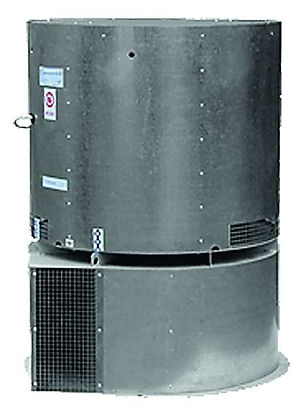 Крышные вентиляторы VDKV DU