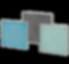 Панельные фильтры (G2-G4, F5)