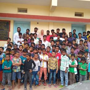 India-Deepa Nivas – La casa dei bambini di strada