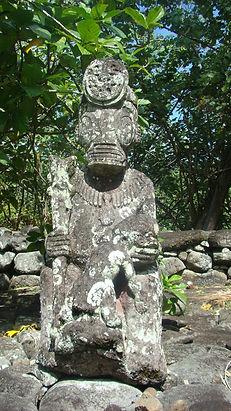 Puamau - Hiv Oa - voyage aux Marquises