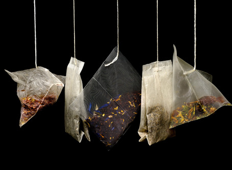 What Do Thoughts and Teabags Have in Common?