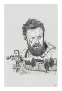 Aaron-The Walking Dead