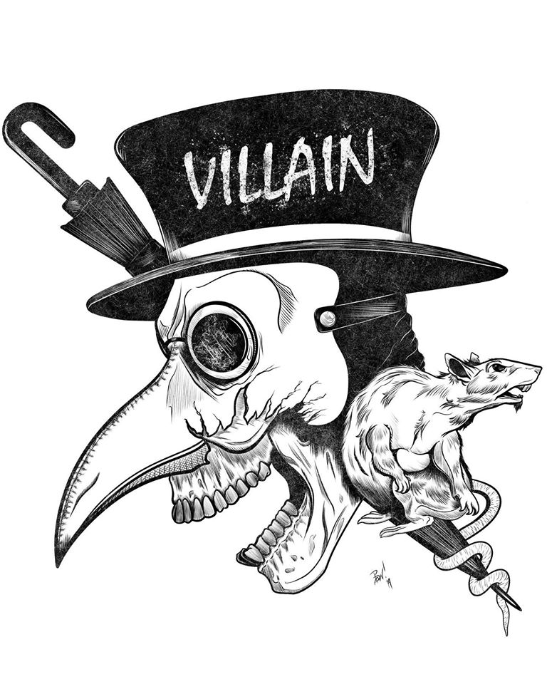 Villain-Marty Scurll