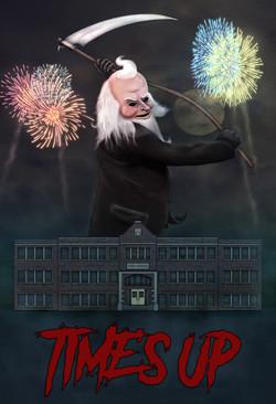 Time's Up Alternative Movie Poster