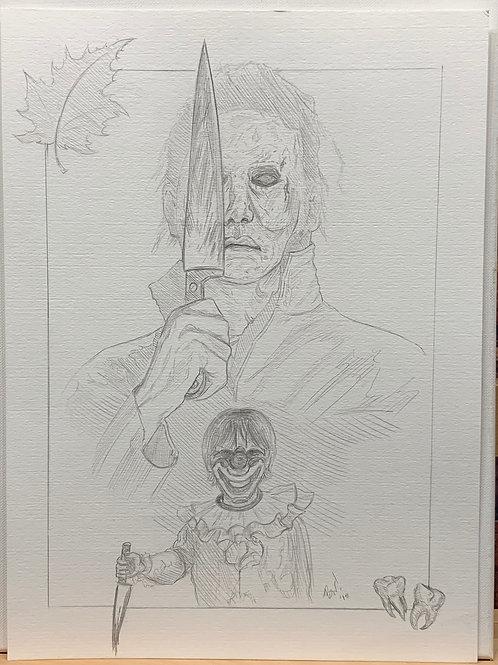 Michael Myers- Halloween