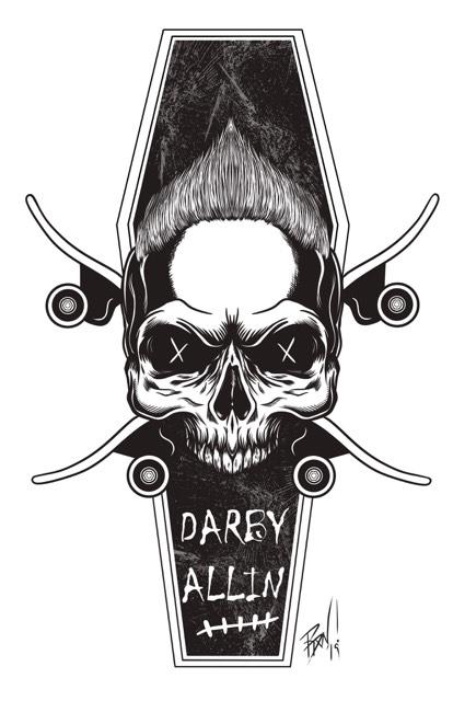 Darby Allin Concept