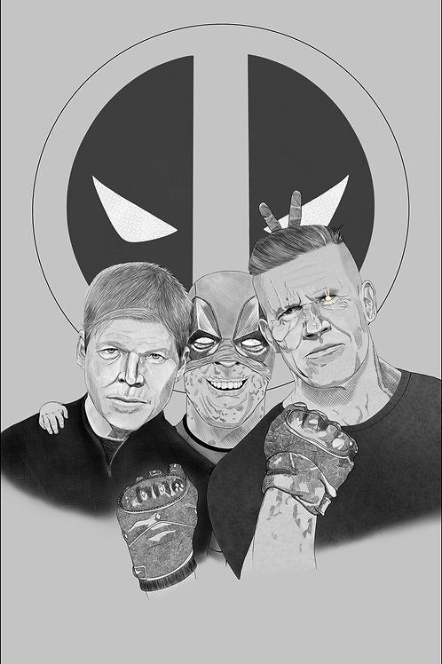 Deadpool and Cable with Rob Liefeld