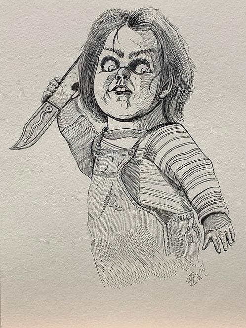 Chucky- Child's Play