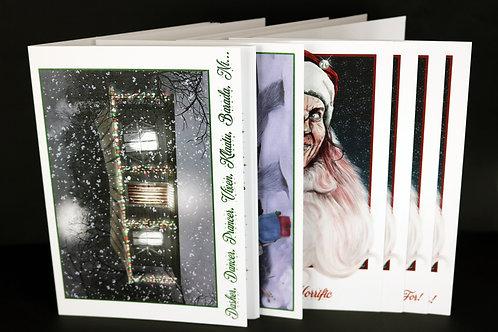 Complete Christmas Card Bundle (9 Cards)