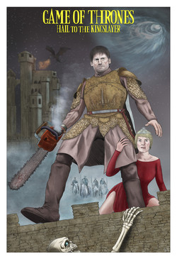 Game of Thrones/ Army of Darkness Parody