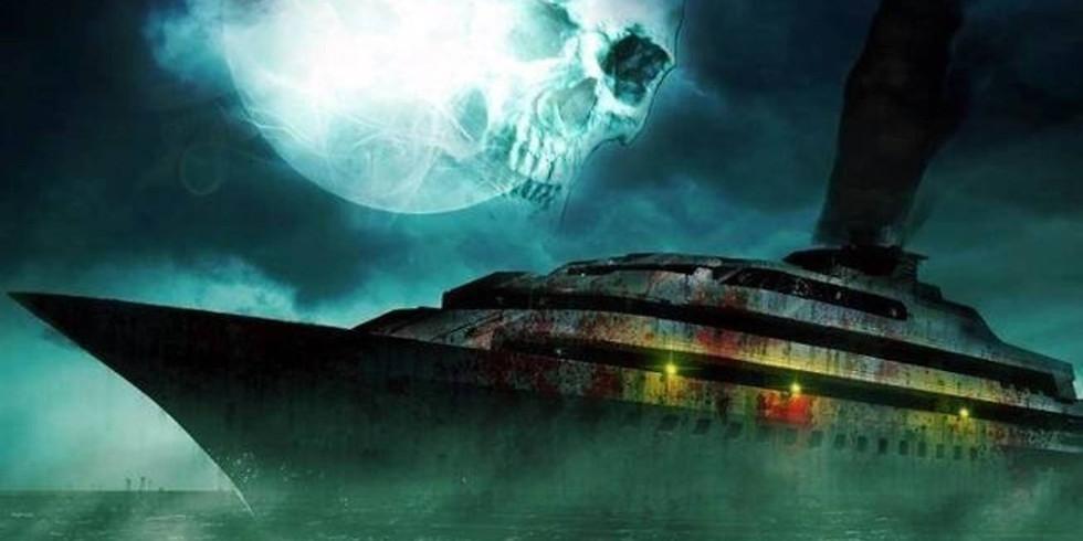 La La by The Sea • Boat Series (Halloween Edition)