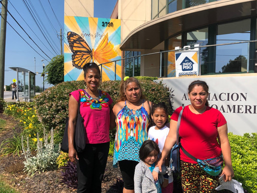 Parent Avengers receive grant from the Arthur M Blank Foundation to connect Westside families.
