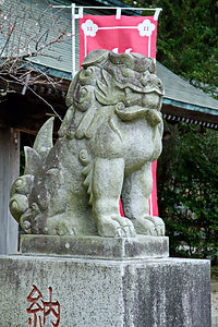 Tokiwa Jinja  常磐神社