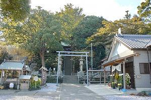Hashirimizu Jinja:  Kanagawa-ken, Yokosuka-shi