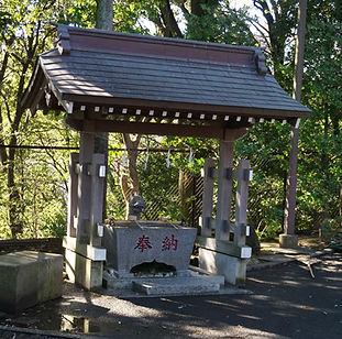 Temizuya手水舎