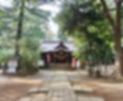 Hikawa-Nyotai Jinja   氷川女體神社
