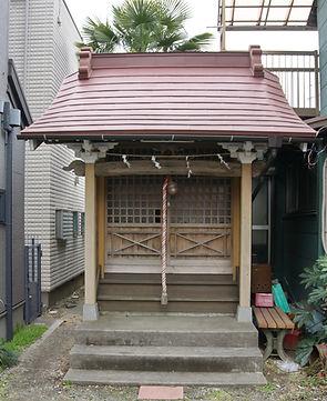 Fujisaki Inari Jinja 藤崎稲荷神社