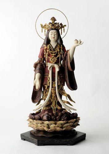 Kisshōten, Goddess of Beauty, Fortune and Prosperity