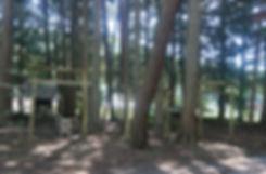 Shinmei-Gū Jōge-niza  神明宮上下二座