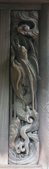 Hachiman Jinja Samezu 八幡神社